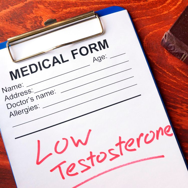 Low-T – Healthy Men, Age 60 And Over